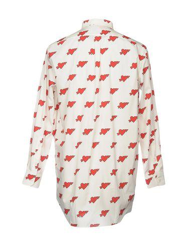 AMI ALEXANDRE MATTIUSSI Hemd mit Muster