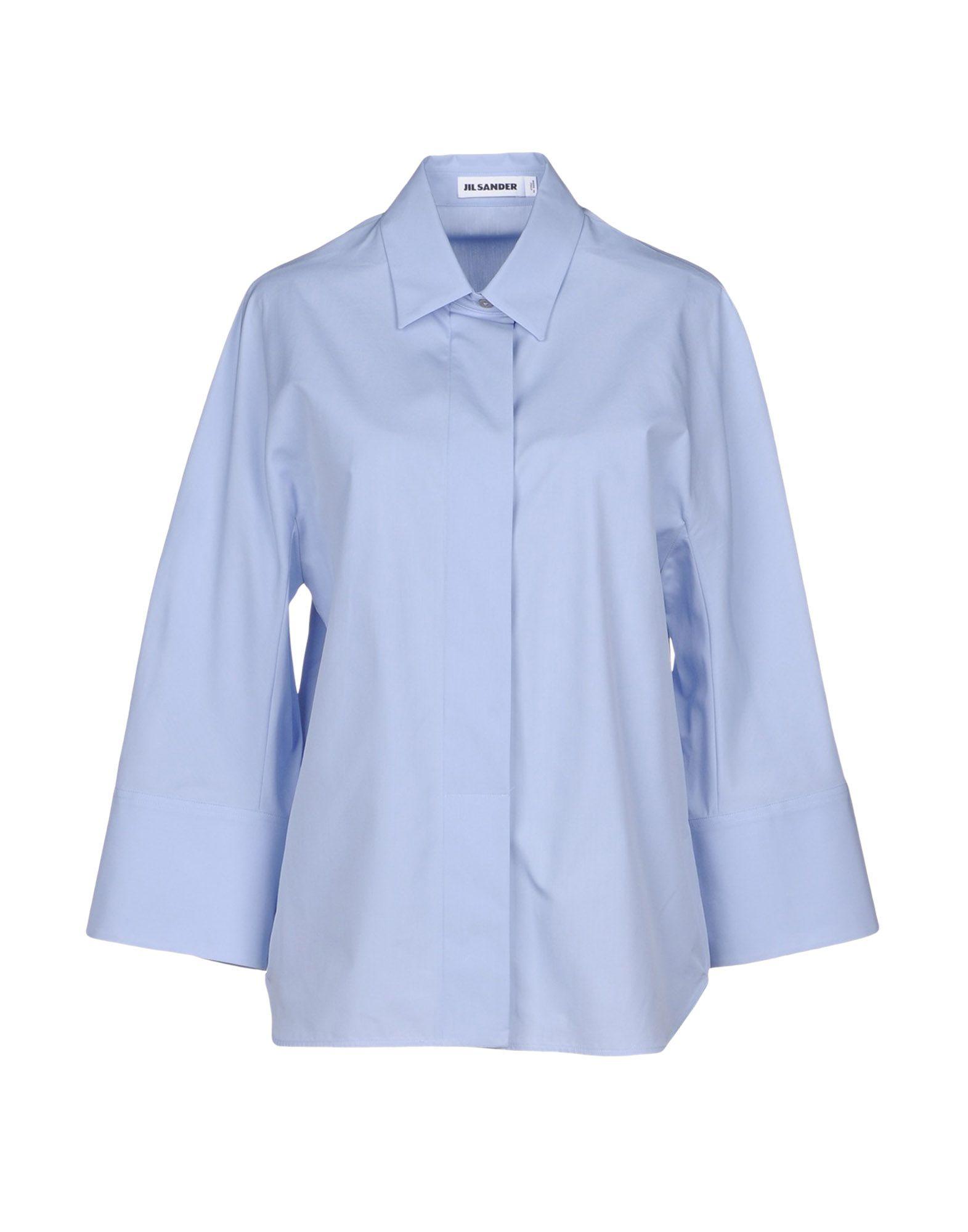 Camicie E Bluse Tinta Unita Jil Sander Donna - Acquista online su 3MgBlHp