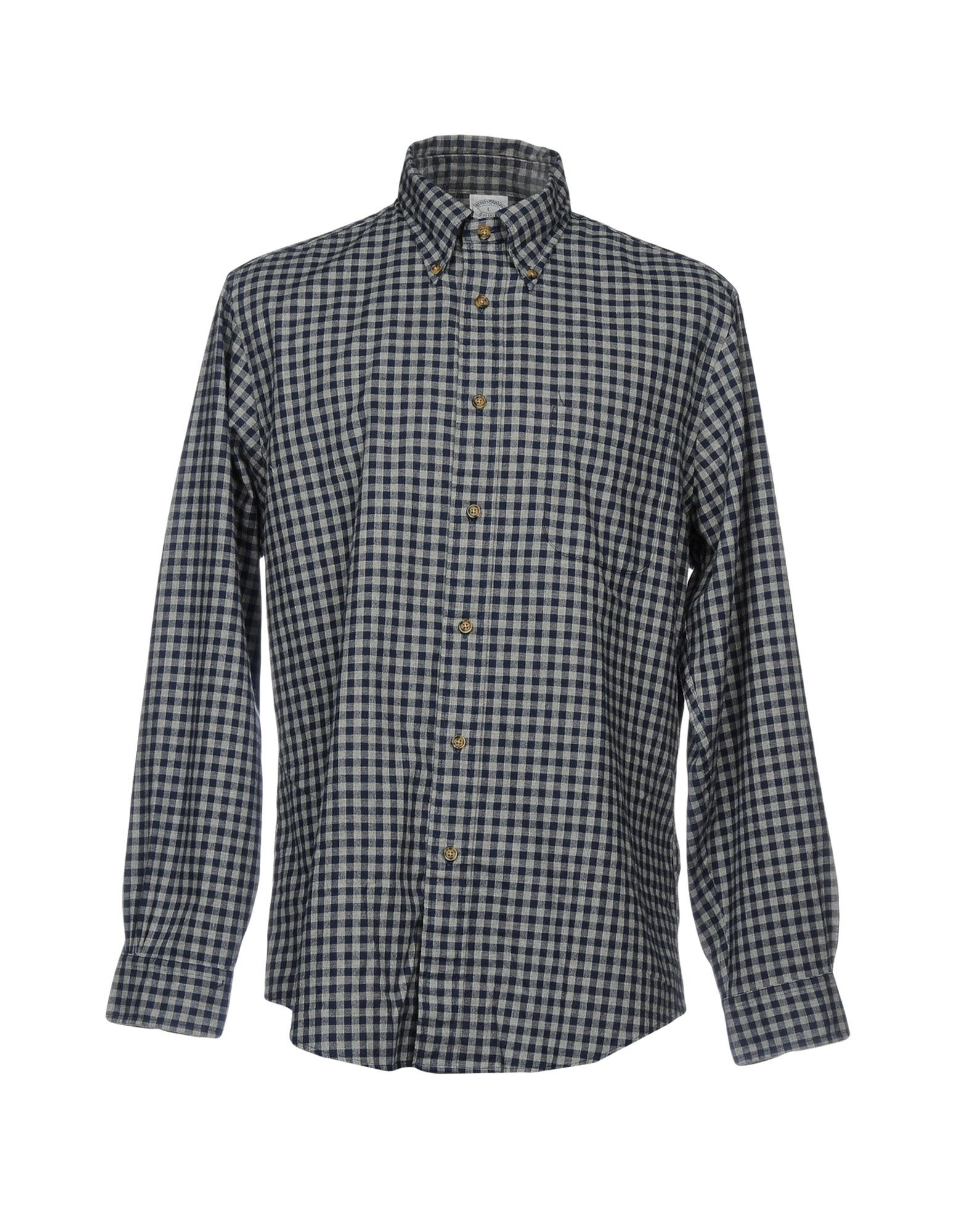 Camicia Camicia Camicia A Quadri Brooks Brothers Uomo - 38720681MH 815592