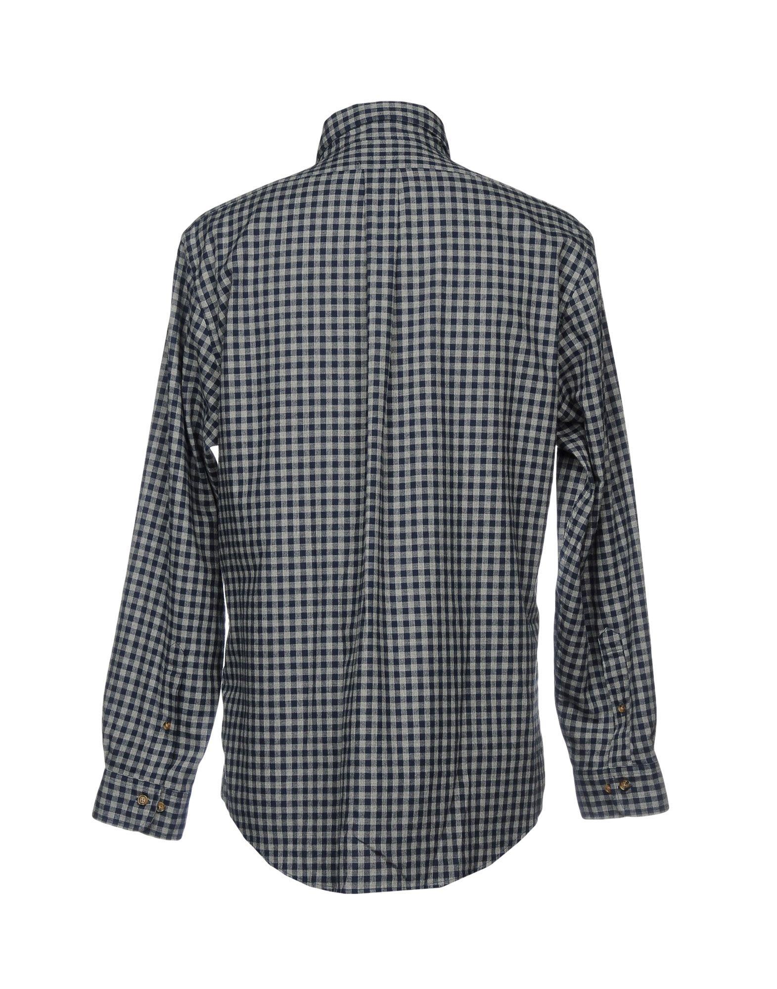 Camicia Camicia Camicia A Quadri Brooks Brothers Uomo - 38720681MH 281338