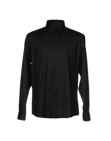 Versace Samling Camisa Lisa stor overraskelse rabatt ekte knock off shopping på nettet hrhrasn