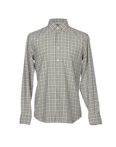 billig klaring klaring nettbutikken Canali Rutete Skjorte nytt for salg pålitelig h1SW6Mp9