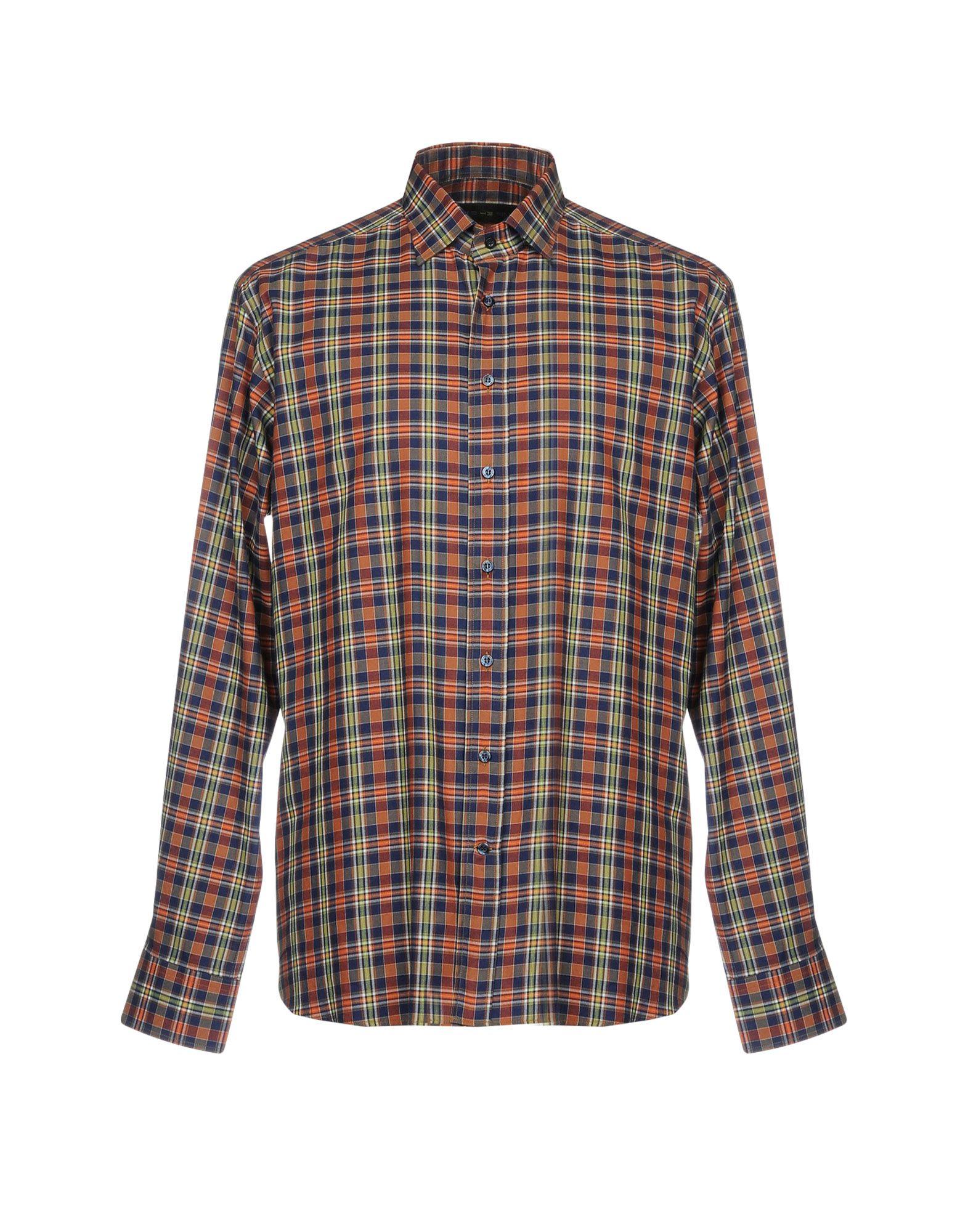 Camicia A Quadri Etro Uomo Uomo Uomo - 38720866KS 1cd9a2