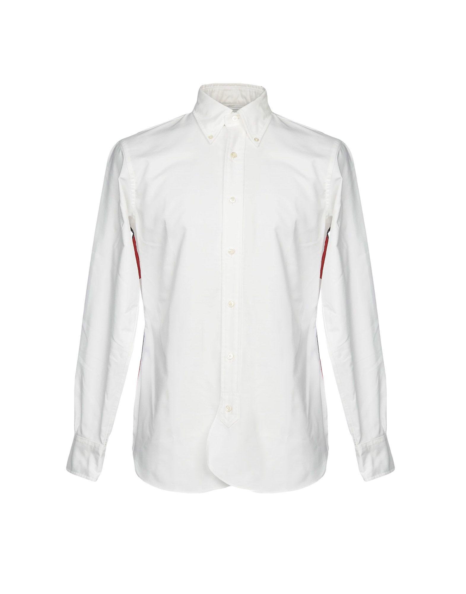 Camicia Tinta Unita Black Fleece By Brooks Brothers Uomo - Acquista online su