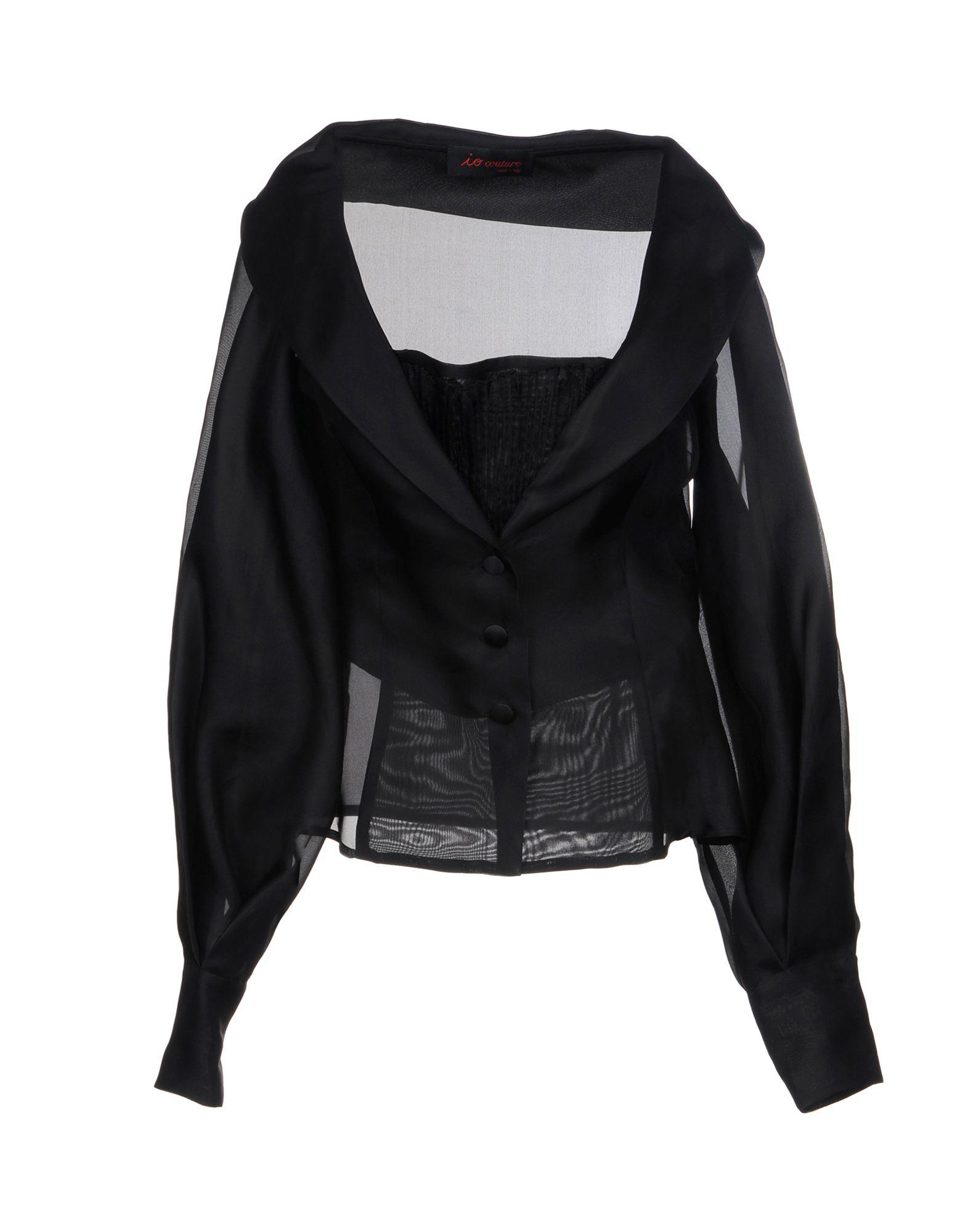 Camicie E Bluse In Seta Io Couture Donna - Acquista online su DwGF13MfqU