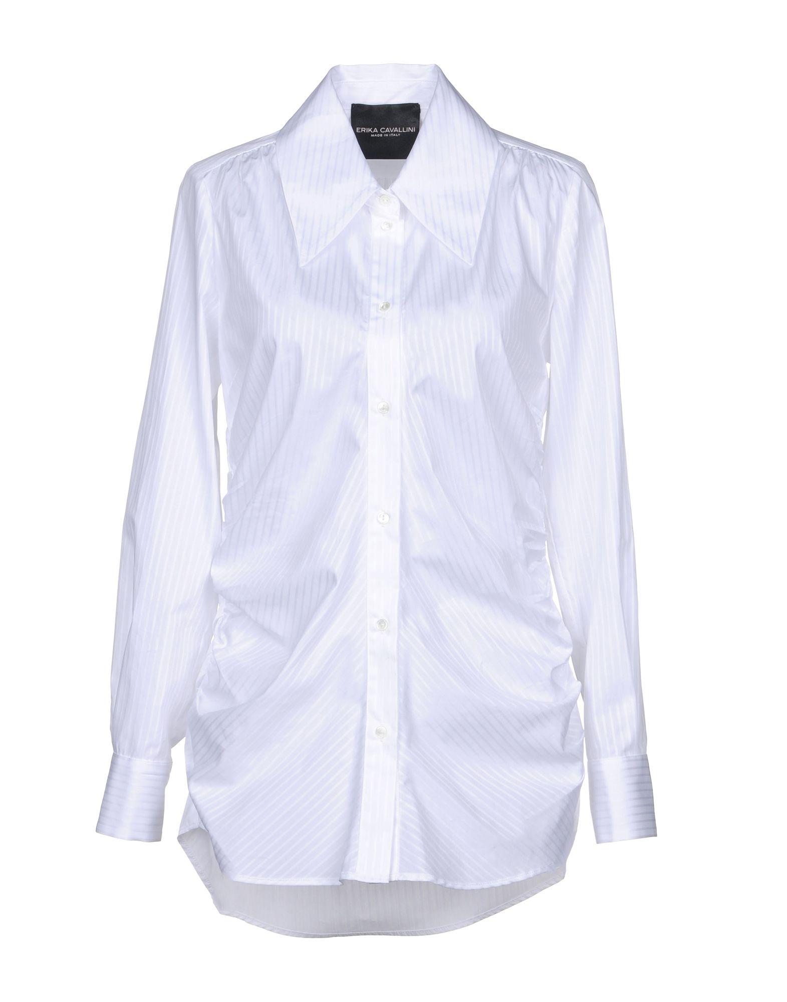 Camicia A Righe Erika Cavallini Donna - Acquista online su Clxs0sVvR