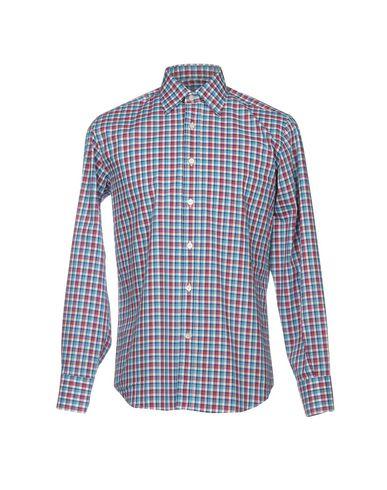 CANALI Camisa de cuadros