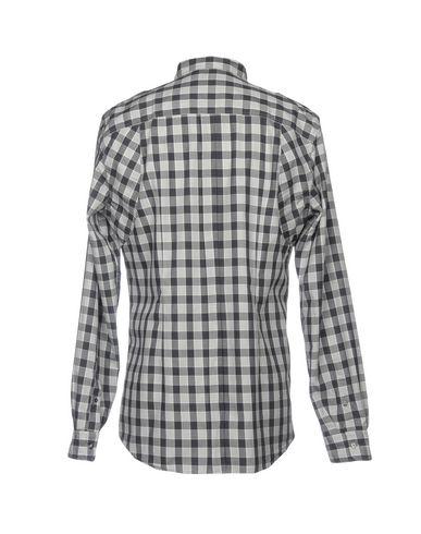 wiki for salg 2014 nyeste Dolce & Gabbana Rutete Skjorte utløp ekte XapLZhu