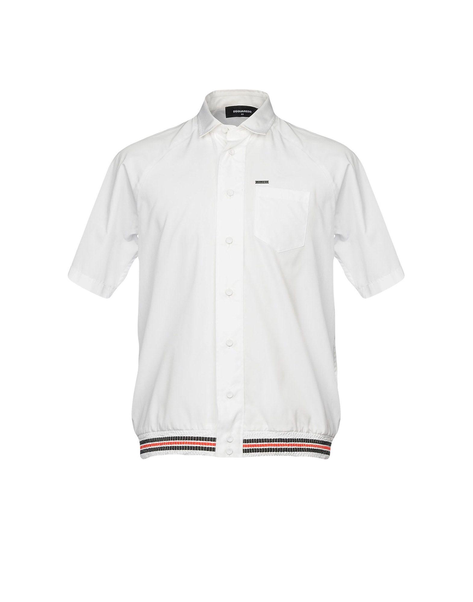 SOLD OUT         Camicia Tinta Unita Dsquared2 Uomo - Acquista online su