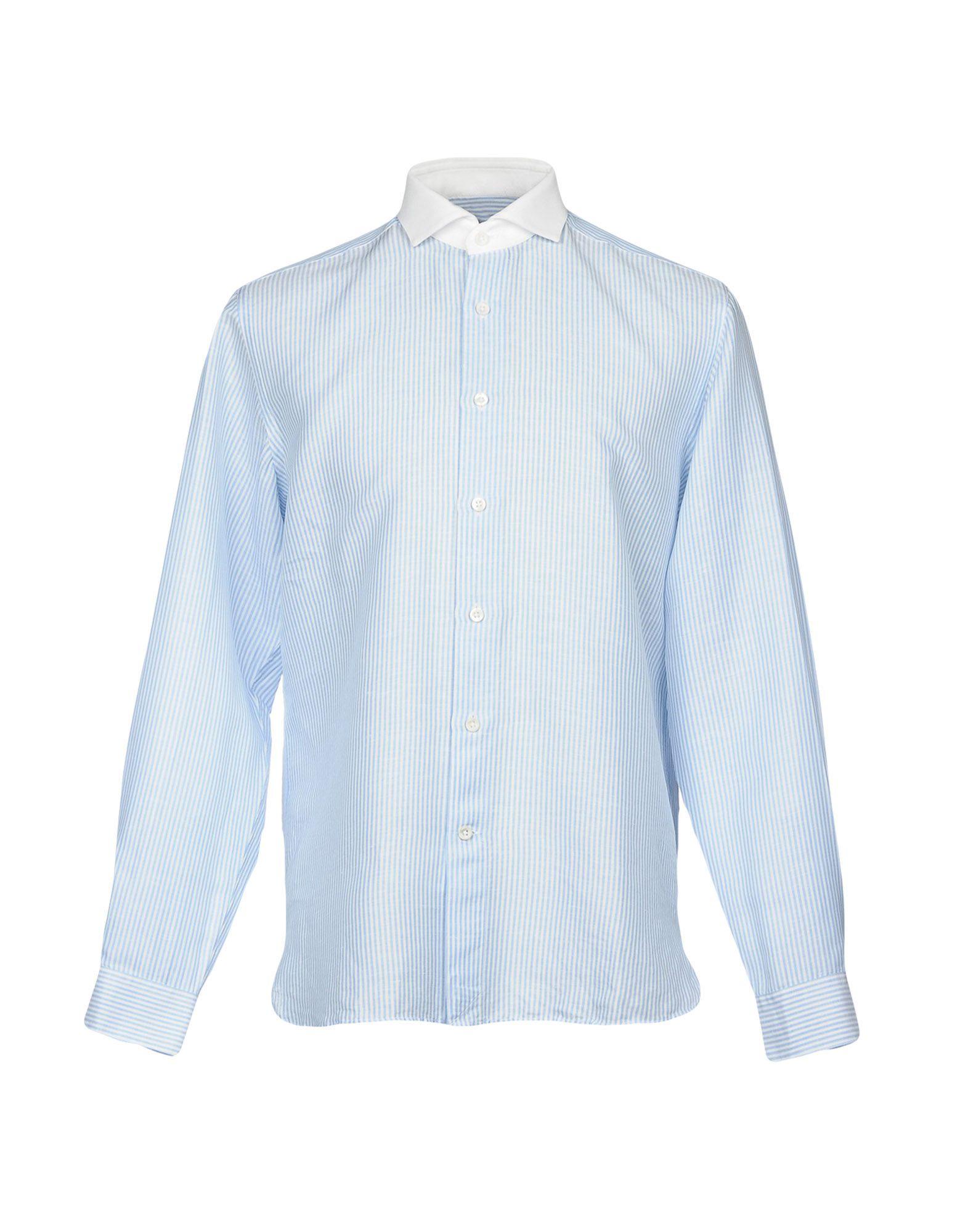 Camicia A Righe Canali Uomo - Acquista online su