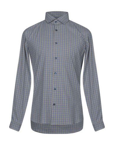 • Liu Jo Mann Rutete Skjorte rabatt 2014 nyeste Footlocker bilder online salg butikk klaring utmerket rabatt beste engros OkTWGAqeOb