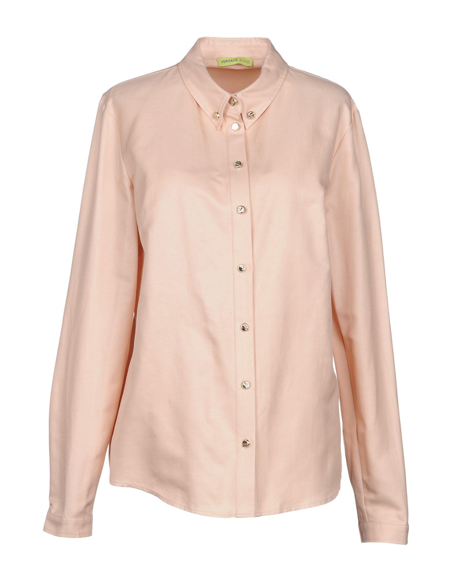 Camicie E Bluse Tinta Unita Versace Jeans Donna - Acquista online su w5JhQs