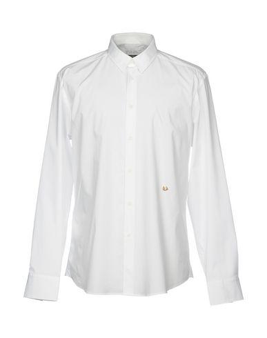 VERSACE COLLECTION - Camicia tinta unita