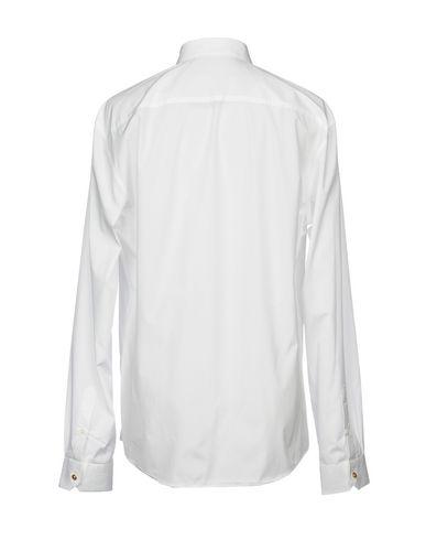 rabatt for Versace Camisa Lisa billigste pris online JPd0Cix