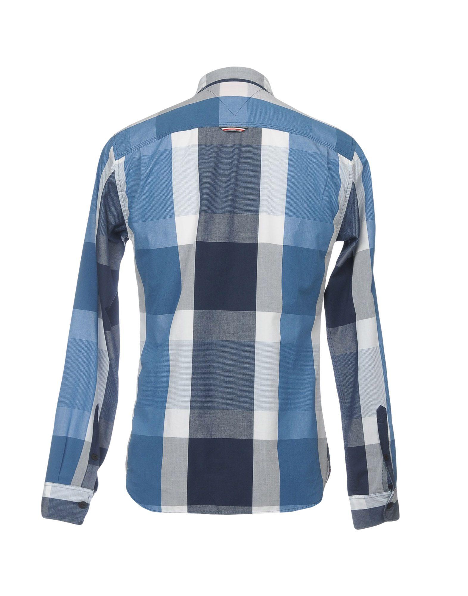 Camicia Camicia Camicia A Quadri Tommy Jeans Uomo - 38721244CX a30639