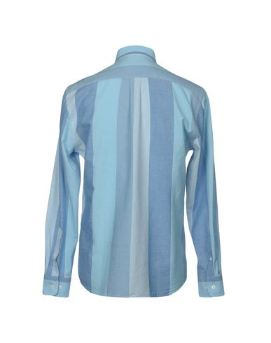 Osborne Torsjon Trykt Skjorte billig nettbutikk rabatt siste samlingene fasjonable for salg Ryddesalg NEhQvD