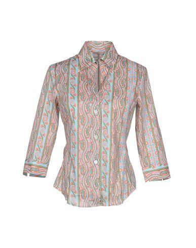 CALIBAN Camisas y blusas de flores