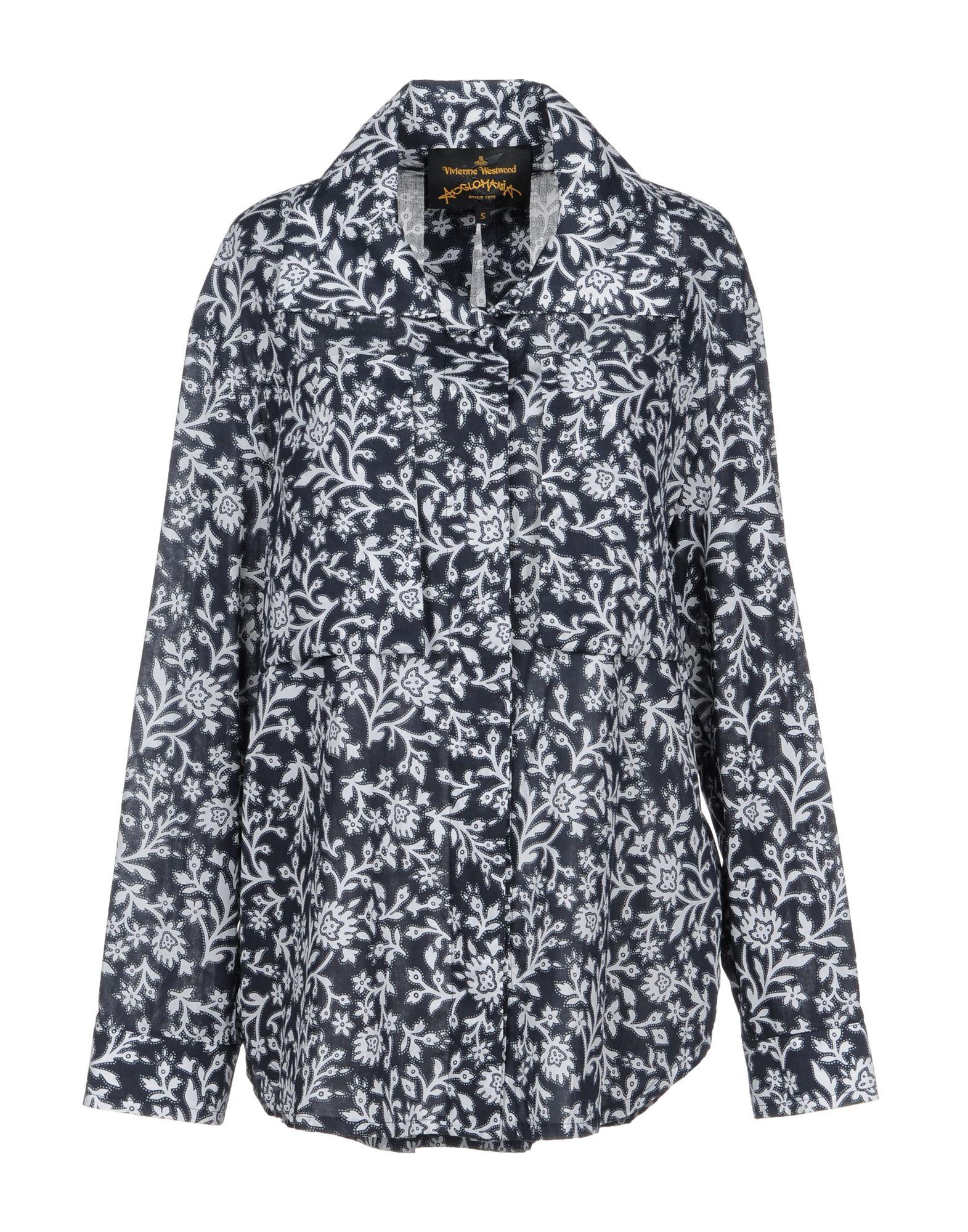 Camicie E Bluse A Fiori Vivienne Westwood Anglomania Donna - Acquista online su oLDZIuB