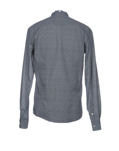 MACCHIA J Hemd mit Muster