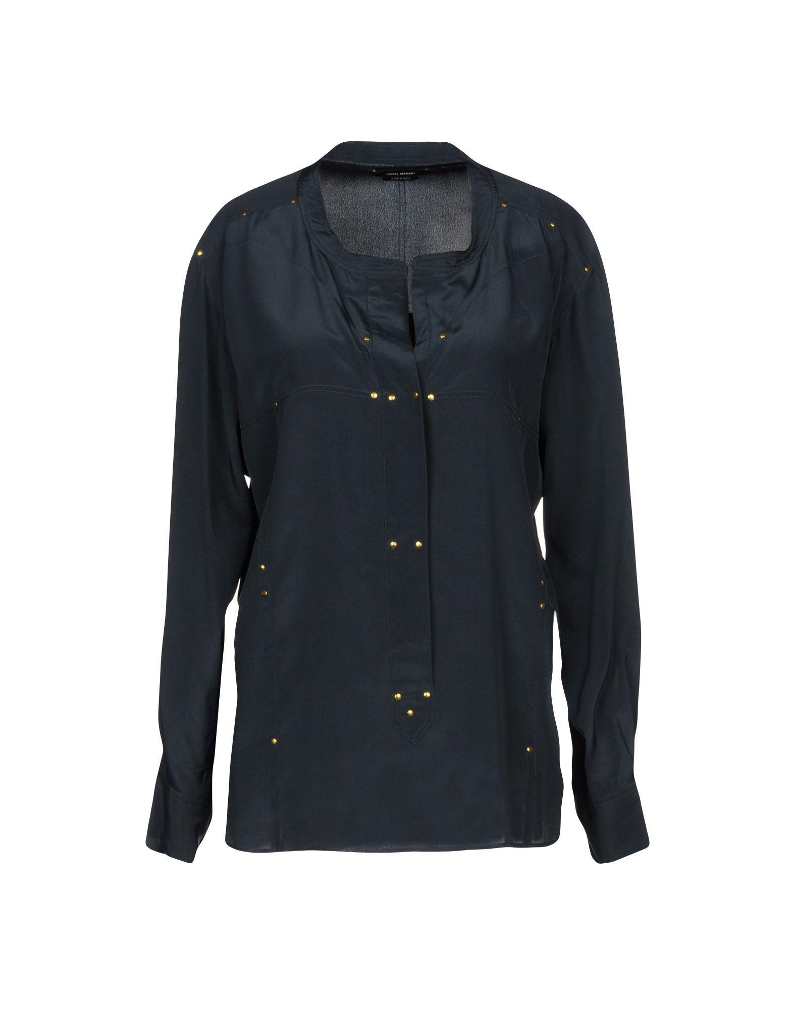 Camicie E Bluse In Seta Isabel Marant Donna - Acquista online su