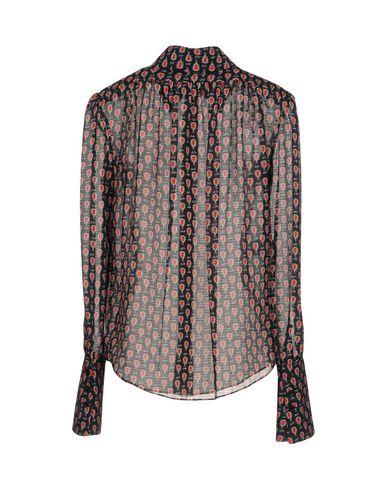 JIL SANDER NAVY Camisas y blusas estampadas