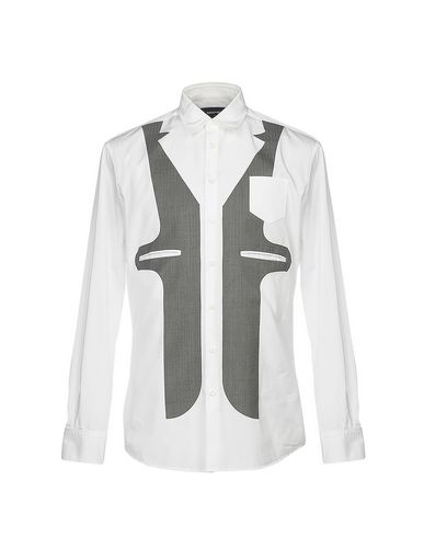 DSQUARED2 Camisa estampada