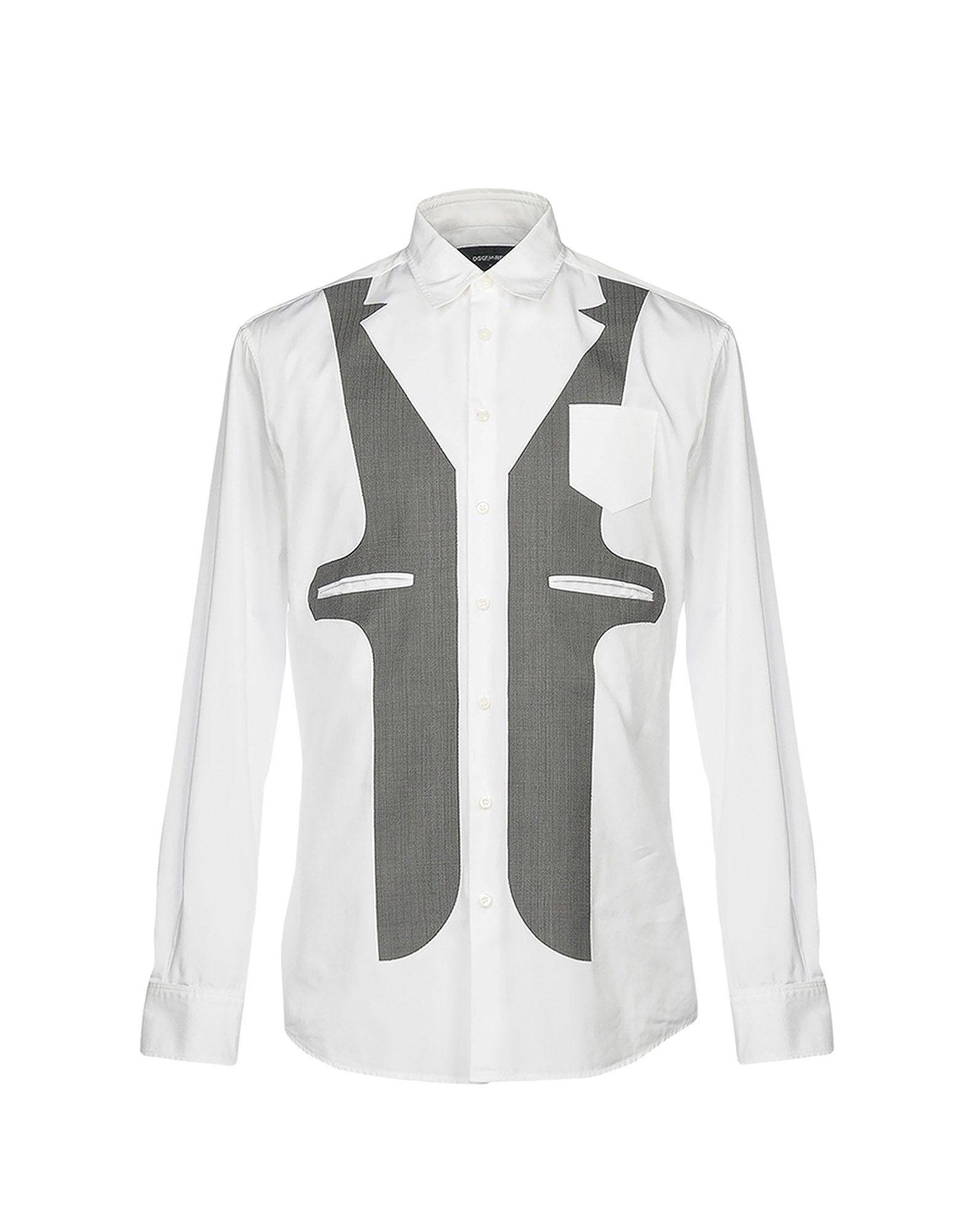 Camicia Fantasia Dsquared2 Uomo - Acquista online su