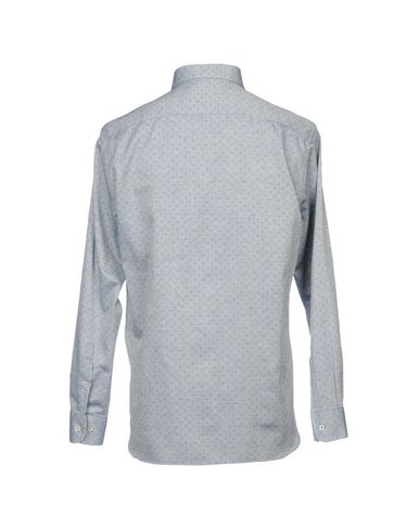 salg mote stil multi farget Kjører Trykt Skjorte 3Ztjw
