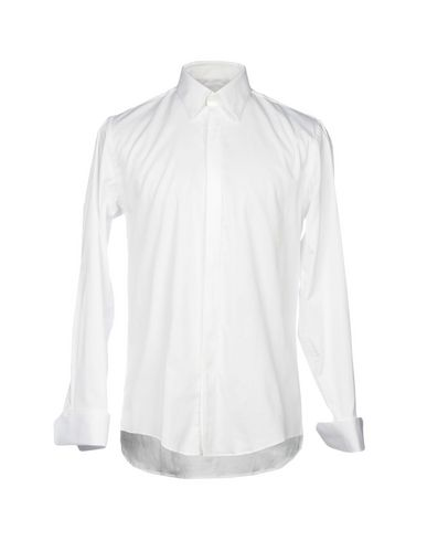 VERSACE COLLECTION Einfarbiges Hemd Liefern Online 100% Garantiert Spielraum Günstigsten Preis Große Überraschung Günstig Online Countdown Paket Online gA5r3