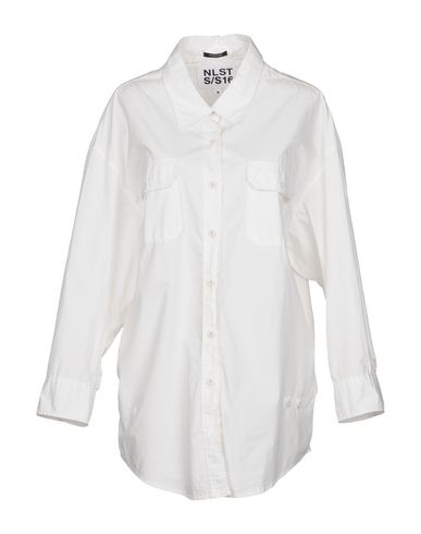 NLST Camisas y blusas lisas