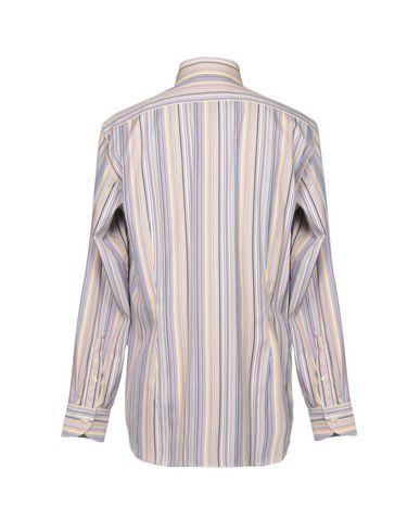Carlo Pignatelli Stripete Skjorter utløp utmerket billig rekkefølge rabatt falske mange farger O0Utfv