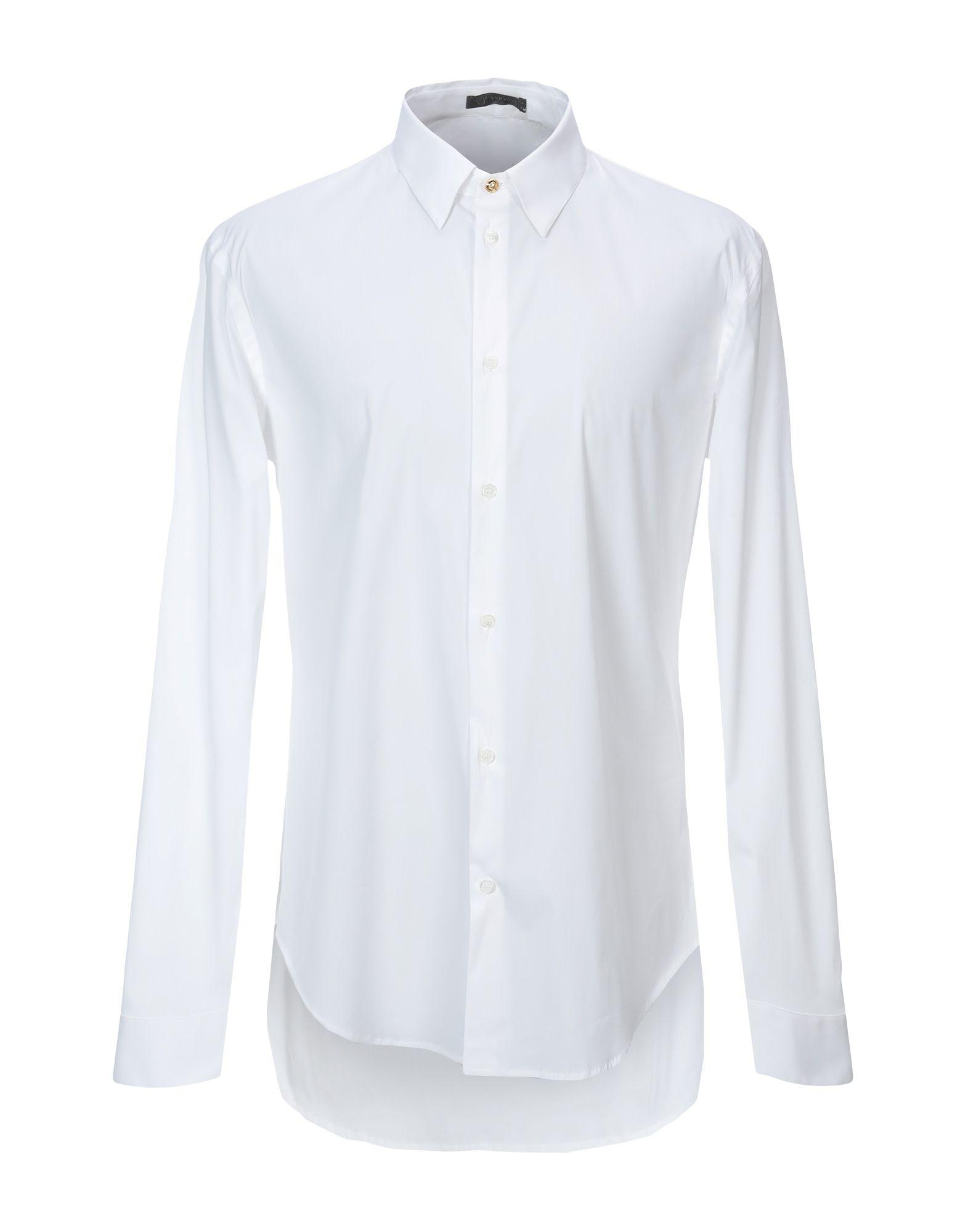 Camicia Tinta Unita Versace herren - 38721779CX