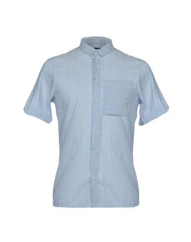 uttak 2014 fantastisk Emporio Armani Stripete Skjorter 8KbxKX