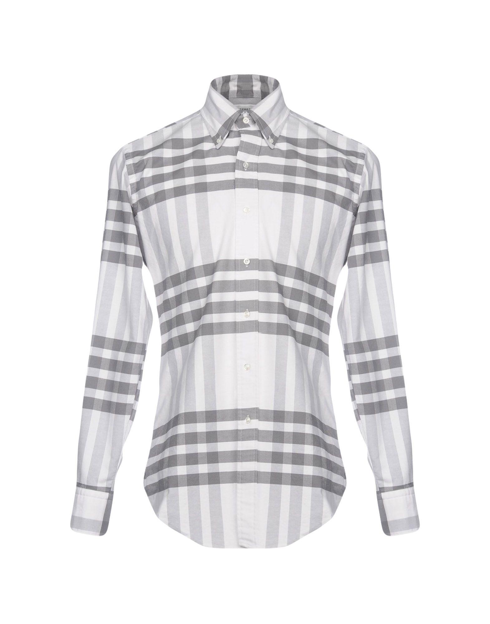 Camicia A Quadri Thom Browne Uomo - Acquista online su