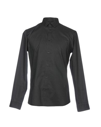 SELECTED HOMME Hemd mit Muster Rabatt-Spielraum STO1SYj