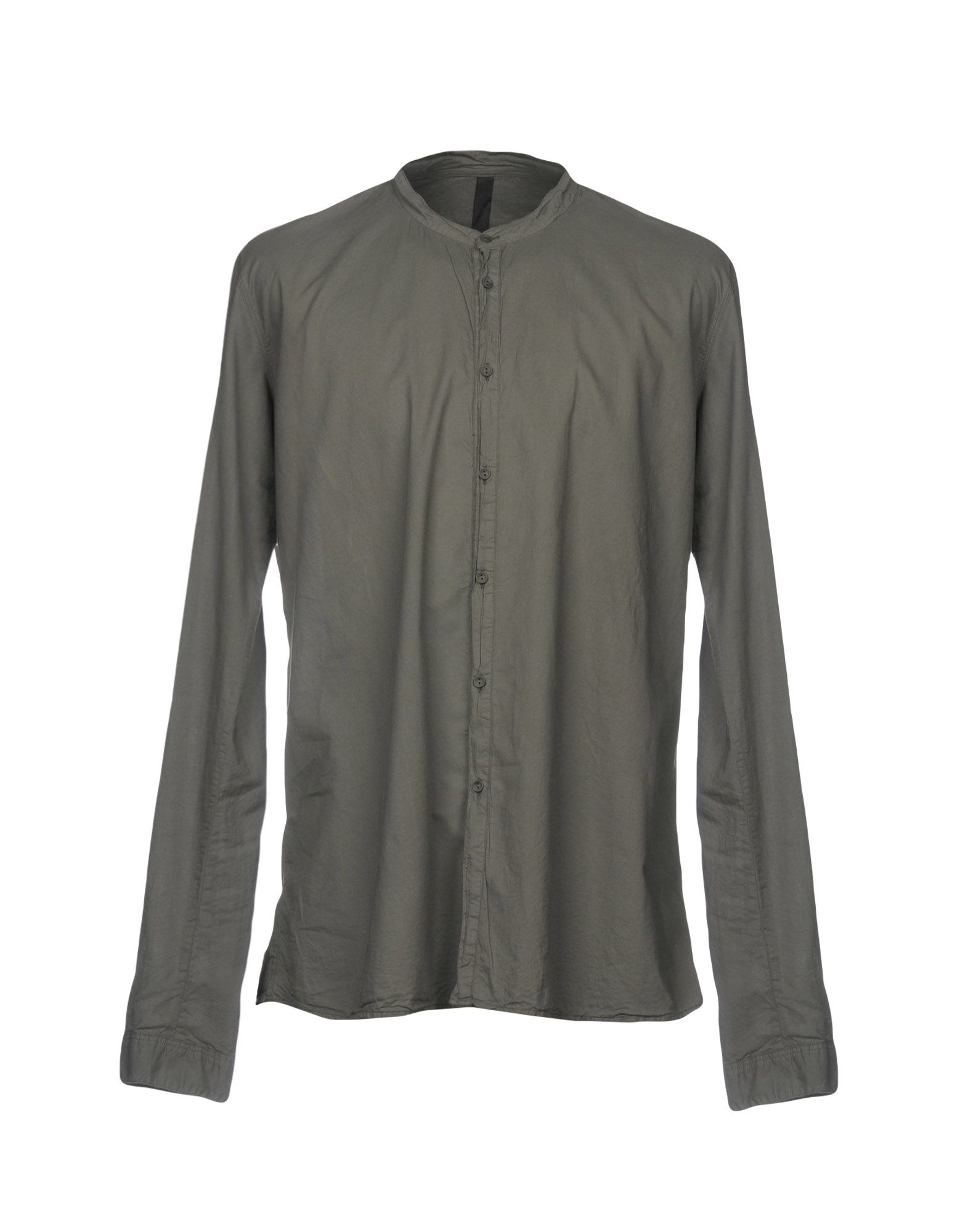 Camicia Tinta Unita Poème Bohèmien Uomo - Acquista online su