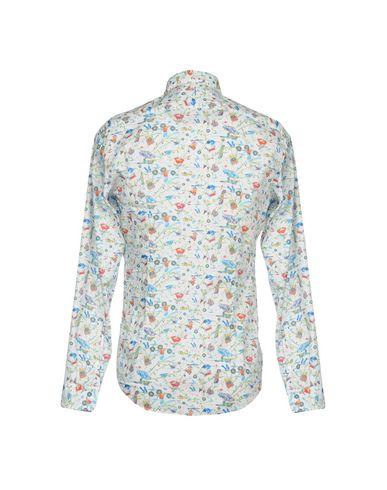 ROBERT FRIEDMAN Hemd mit Muster
