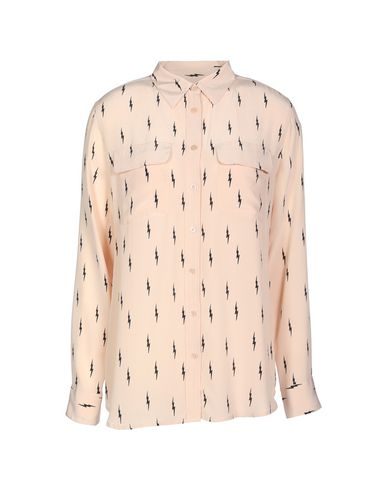 KATE MOSS EQUIPMENT Patterned Shirts & Blouses in Light Pink