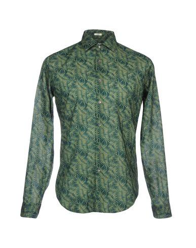 billig finner stor klaring nye ankomst Robert Friedman Trykt Skjorte salg Footlocker bilder 1nb8CxY