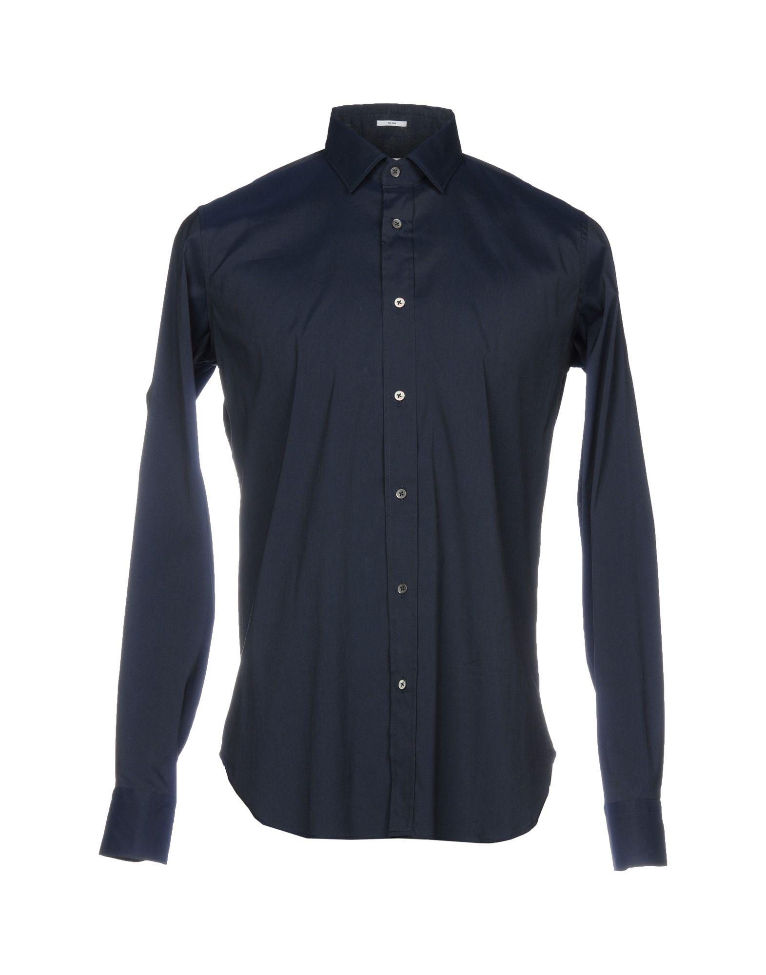 Camicia Tinta Tinta Camicia Unita Robert Friedman Uomo - 38722211AR f7c97c