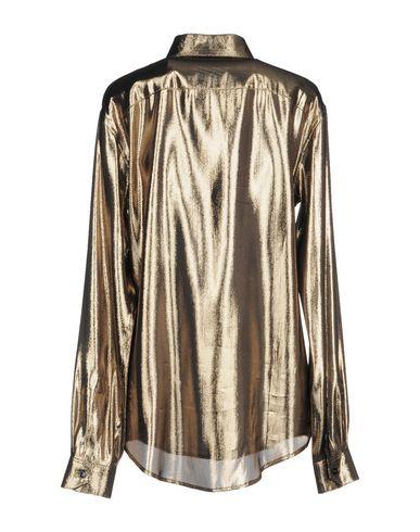 gratis frakt kostnader klassiker Saint Laurent Skjorter Y Glatte Bluser salg butikk for billig online største leverandør online A3yrvykUe