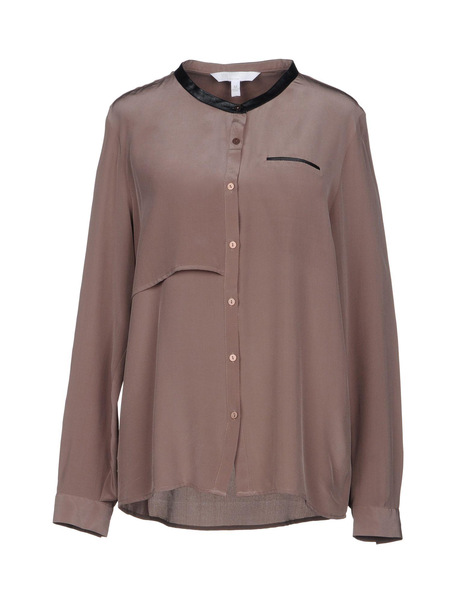 Camicie E Bluse In Seta Walter Baker Donna - Acquista online su