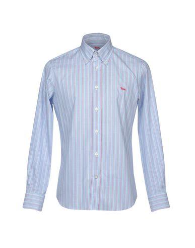 HARMONT&BLAINE Gestreiftes Hemd Aus Deutschland Rabatt Shop-Angebot YGsEN