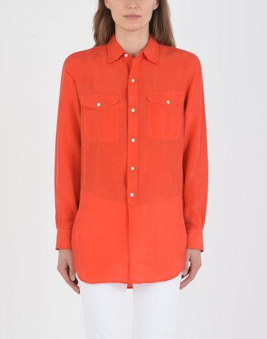 Seide Hemden aus Silk POLO Shirt RALPH Blusen LAUREN und wq0IB8