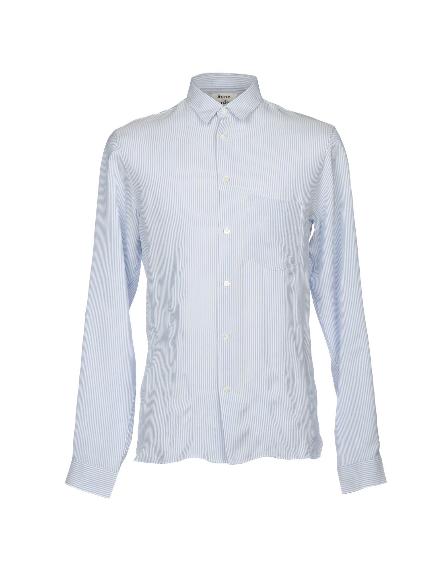 Camicia A Righe Acne Studios Uomo - Acquista online su