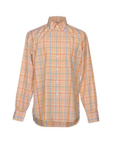 rabatt utrolig pris Carlo Pignatelli Rutete Skjorte gratis frakt rabatter TBX2yo