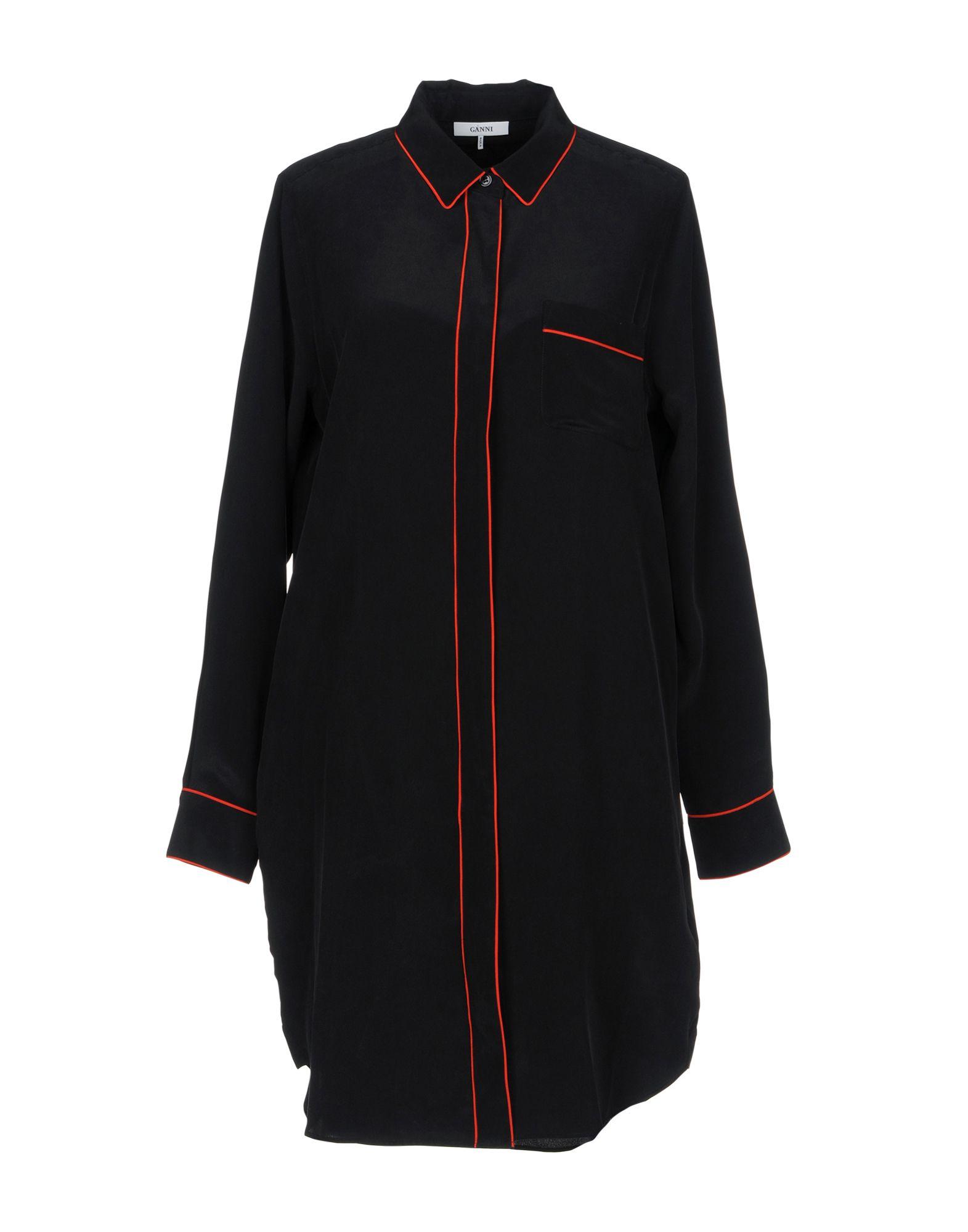 Camicie E Bluse In Seta Ganni Donna - Acquista online su j7fByYc3