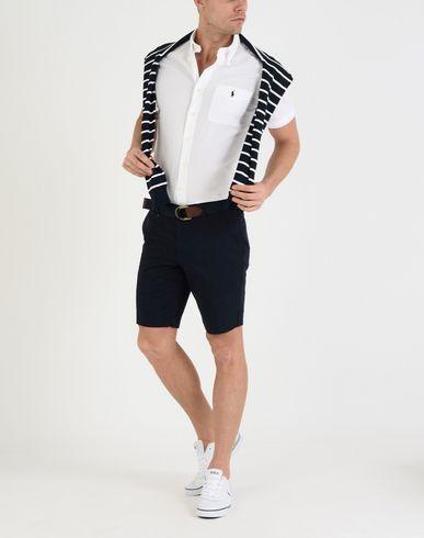 Polo Ralph Lauren Seersucker Skjorte Camisa Lisa billig salg virkelig kjapp levering BlSxJj3h