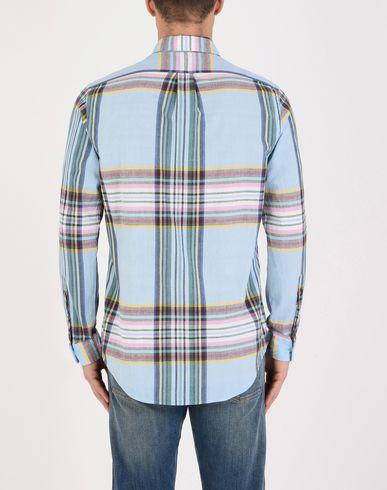 POLO RALPH LAUREN Madras Shirt Gestreiftes Hemd