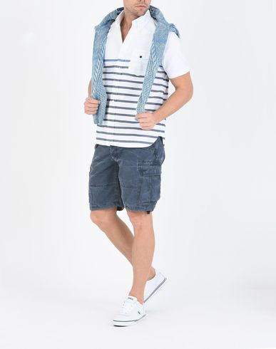 POLO RALPH LAUREN Core Fit Oxford Shirt Camisas de rayas